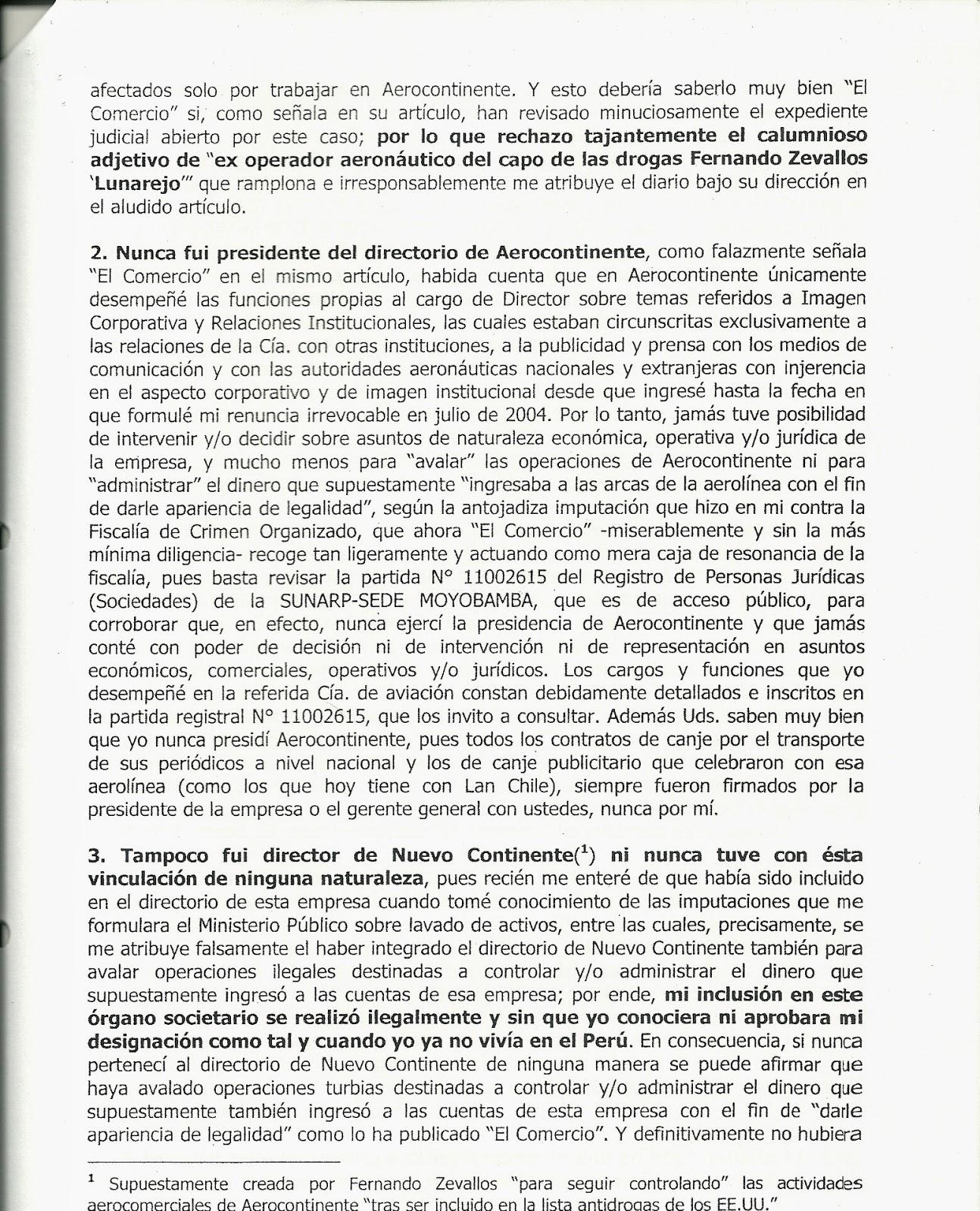 CARLOS MORALES ANDRADE \