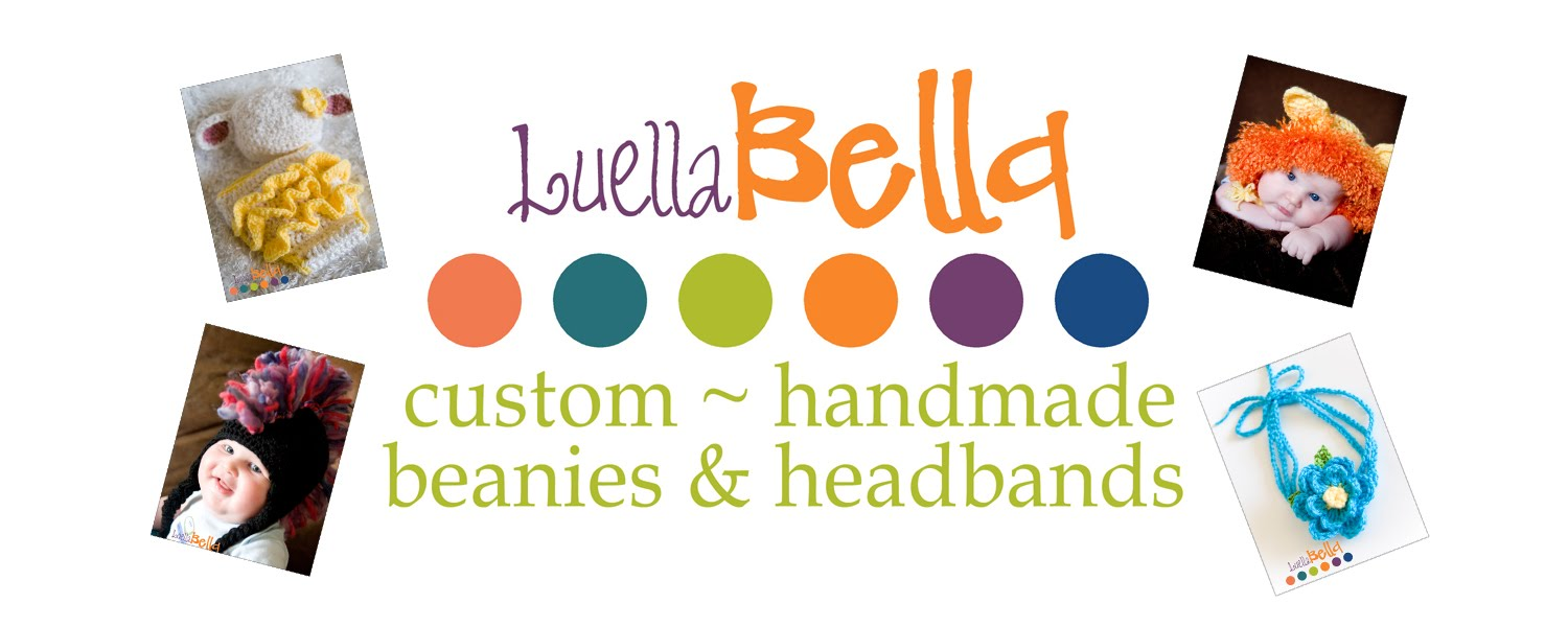 Luella Bella Beanies and Headbands