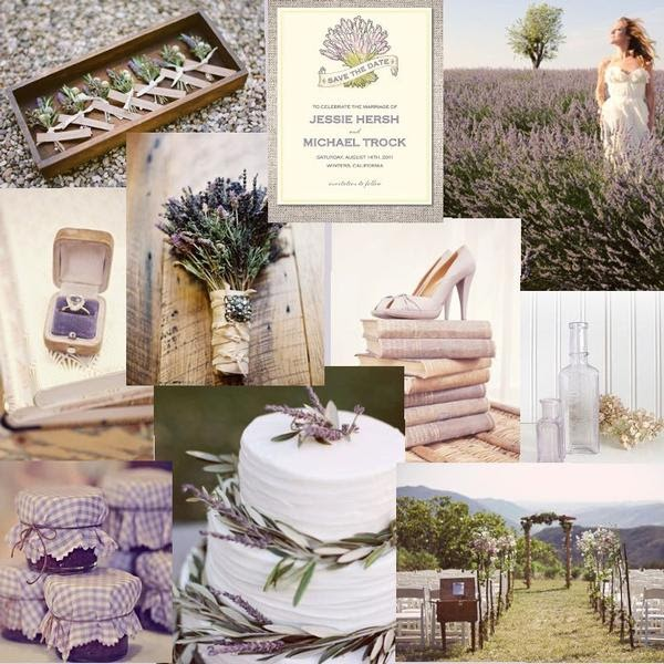 The Wedding Plans Of Tiny Hands Color Palette Lavender