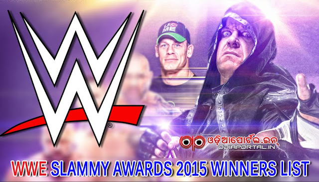 Full List of WWE Slammy Award 2015 Winners (Seth Rollins bags Superstar of the Year)