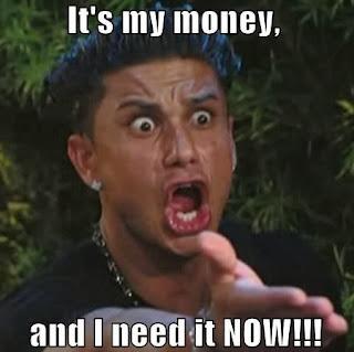 Bingung butuh uang