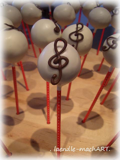 Cakepops, selber machen