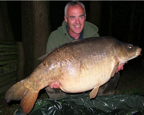 Mondo pesca news fracia catturata grossa carpa a specchi - Carpa a specchio ...