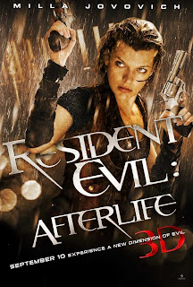 Ver online: Resident Evil 4: Resurreccion (Resident Evil: Afterlife / Resident Evil 4) 2010