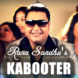 Kabooter Lyrics - Rana Sandhu