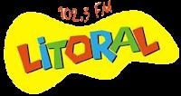 Rádio Litoral FM da Cidade de Linhares ao vivo