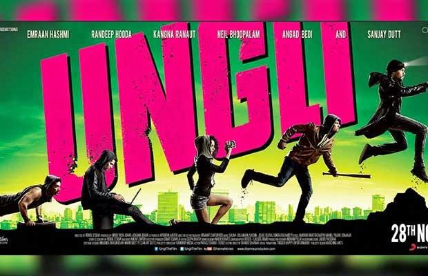 Imran Hashmi New Movie Ungli Trailer