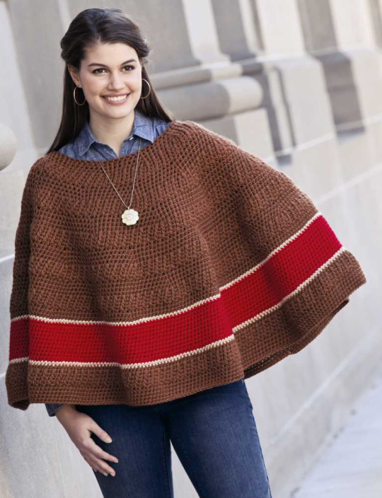 Cute Crochet Chat: Crochet Ponchos Book Review and Giveaway