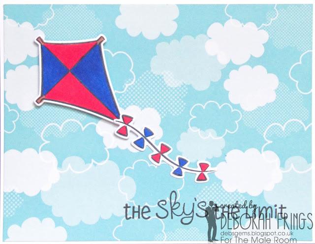 Sky's the Limit - photo by Deborah Frings - Deborah's Gems