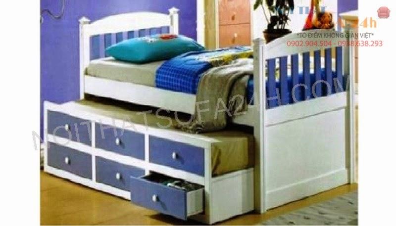 Giường tầng GT017