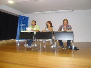 Recital de poesía en Biblioteca Sagrera-Marina Clotet- 27-06