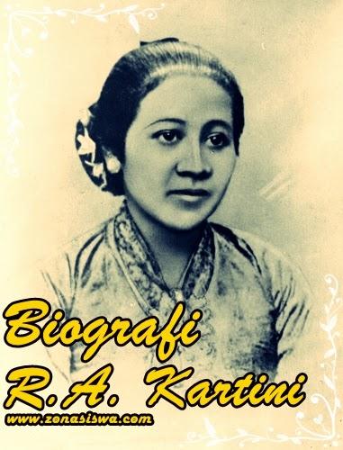Biografi Tokoh Dunia : R.A. Kartini | www.zonasiswa.com