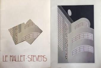 La marque Mallet-Stevens