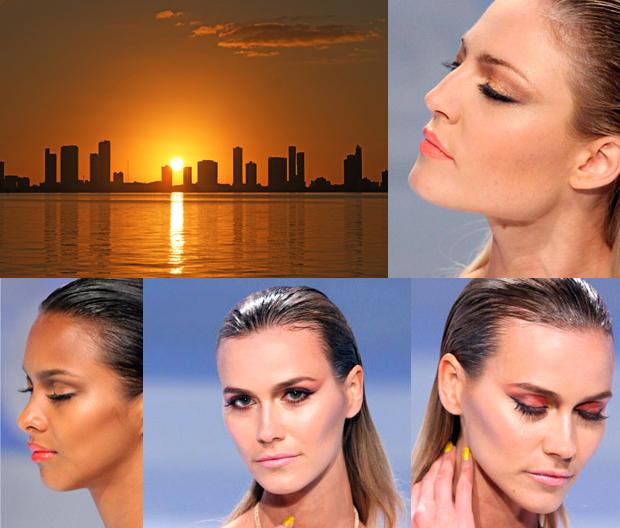 maquiagem pôr-do-sol_maquiagem dourada_SPFW_Make B
