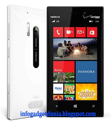 Technology Nokia Lumia 928 Officially Launched