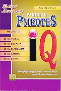 toko buku rahma: buku PANDUAN PSIKOTES, pengarang arief budiman,penerbit pustak setia bandung