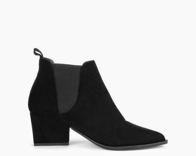 whistles chelsea boot, whistles ankle boot, whistles iris boot,