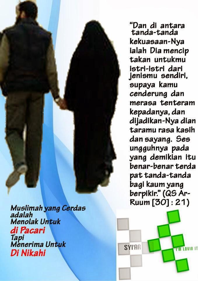 cerita kemul: Pernikahan Menurut Islam