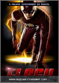 Capa Baixar Série The Flash 1ª Temporada Torrent Baixaki Download