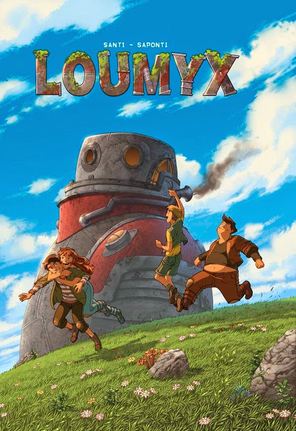 2010 - Loumyx volume 1