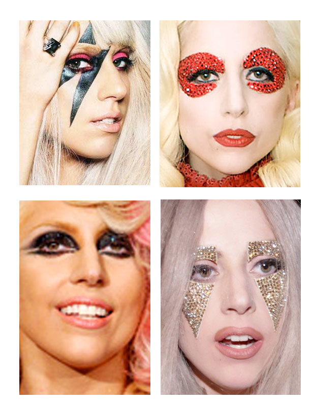 Paintertainment: Dramatic Celebrity Face Paint Ideas for ...