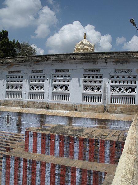 Thirukkozhi Sri Azhagiya Manavala Perumal Temple, Trichy - Divya Desam 02