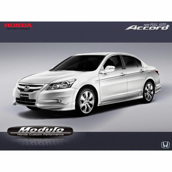 Bodykit Honda Accord Modulo 2011-2013