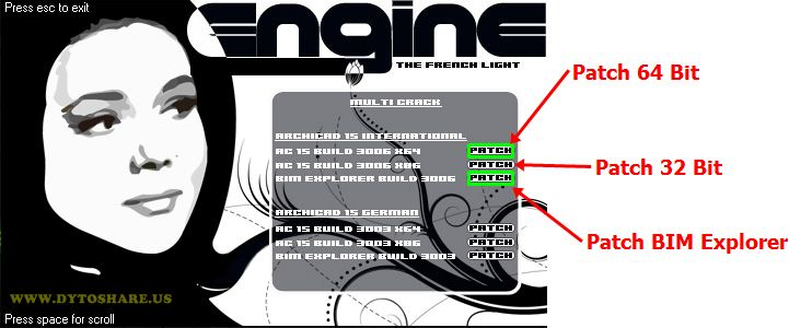 Graphisoft ArchiCAD 15 - Full Crack - frscribdcom