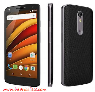 Motorola Moto X Force Mobile Full Specifications And Price In Bangladesh