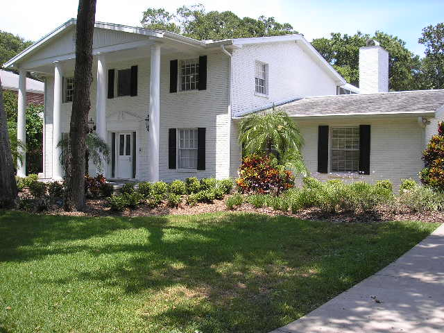 Ormond By The Sea Florida Properties Ormond Beach Home 249 Riverside Drive 5 Bedroom Home For Rent