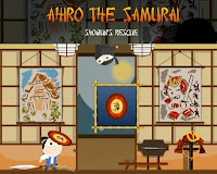 Ahiro The Samurai walkthrough.