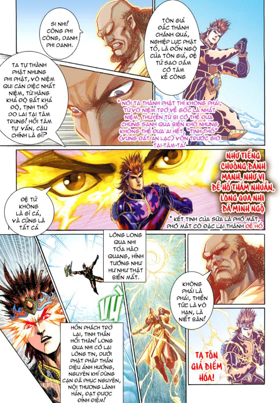 Thiên Tử Truyền Kỳ 5 - Như Lai Thần Chưởng chap 214 - Trang 13