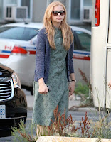 chloe grace moretz carrie on set