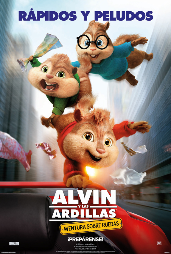 Películas animadas 2015