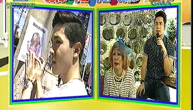 Alden is doing his best to find Yaya Dub