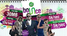 Glo Bounce promo