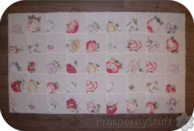 ProsperityStuff Window Quilt Top