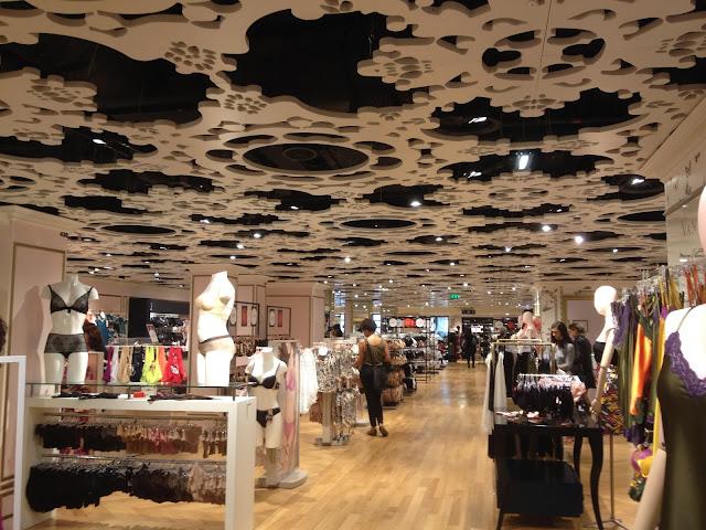 Onde comprar lingerie em Paris