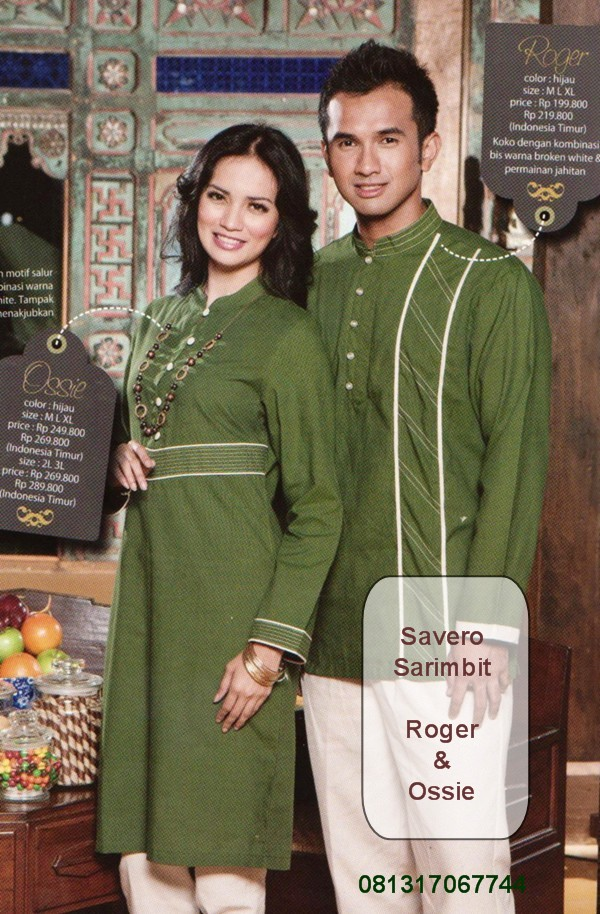 Baju Pasangan Suami Istri Muslim