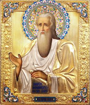 Azi 20 iulie praznuirea Sfantului Prooroc Ilie Tezviteanul !