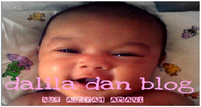 Dalila dan Blog