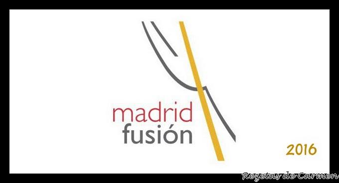 Madrid Fusión 2016