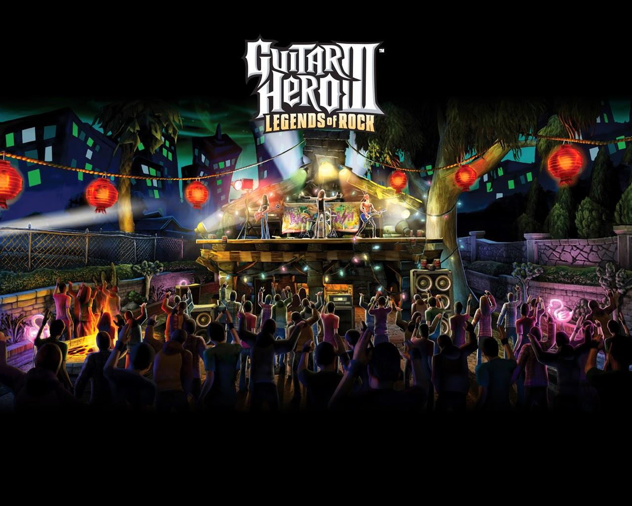 Guitar hero 3 legends of rock full crack free - Guitar hero 3 hd ...