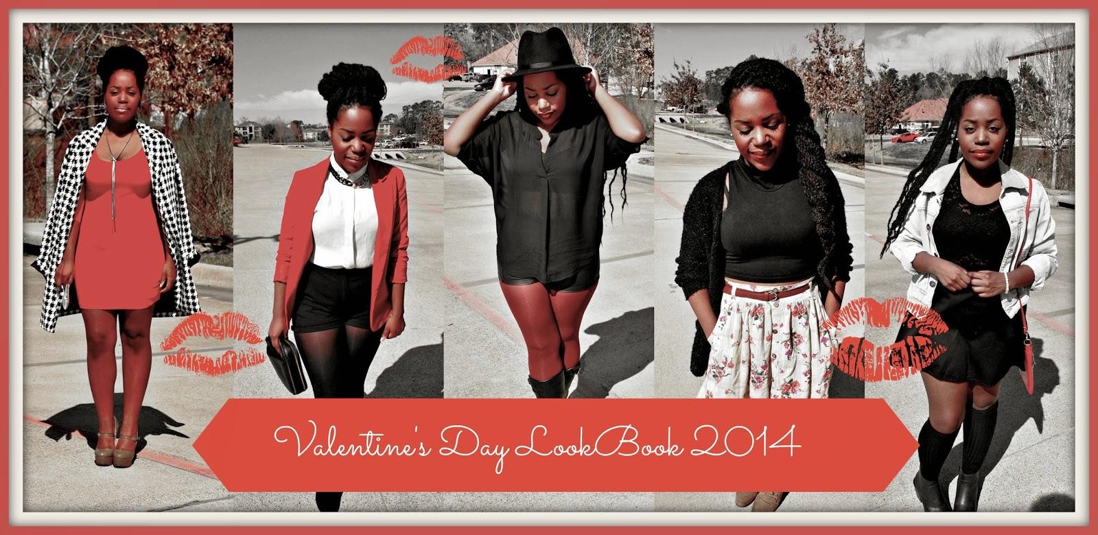 Valentine S Day Lookbook 2014 Stylistic Aesthetics