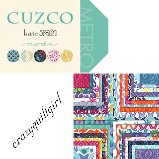 Moda CUZCO Quilt Fabric by Kate Spain