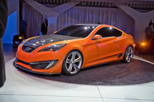 Cool Car Wallpapers Hyundai Genesis Coupe 2012