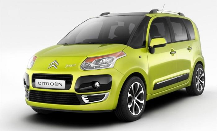 auto Citroën C3 Picasso 2013