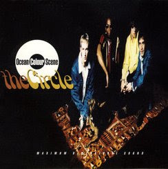 OCEAN COLOUR SCENE - (1996) The circle (single)
