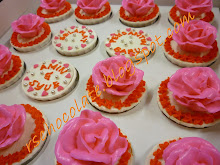 Cup Cake - RM 45.00 (size M - 16 pcs)
