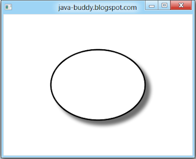 JavaFX 2.0 Add Shadow effect